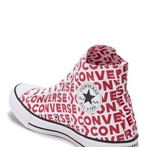 Converse Chuck Taylor All Star Enamel Hi Top Sneak